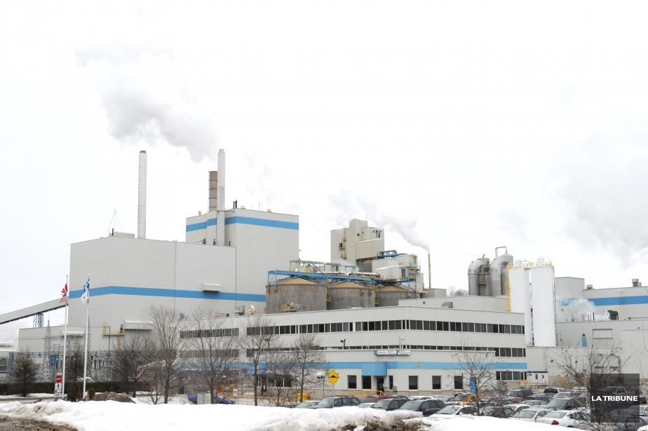 Reconnaissance pour l'usine Domtar de Windsor