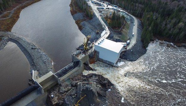 Boralex met en service une centrale hydroélectrique en Ontario