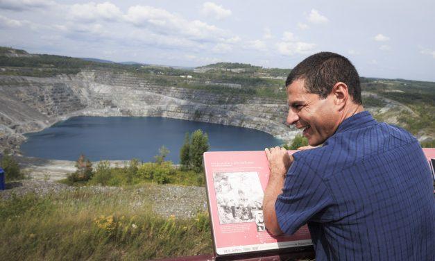 Alain Rayes dépose un mémoire au BAPE
