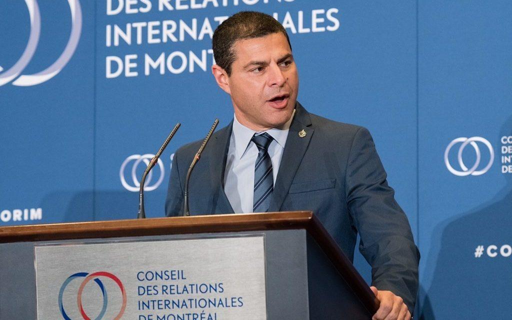 Alain Rayes satisfait du plan d'aide fédéral