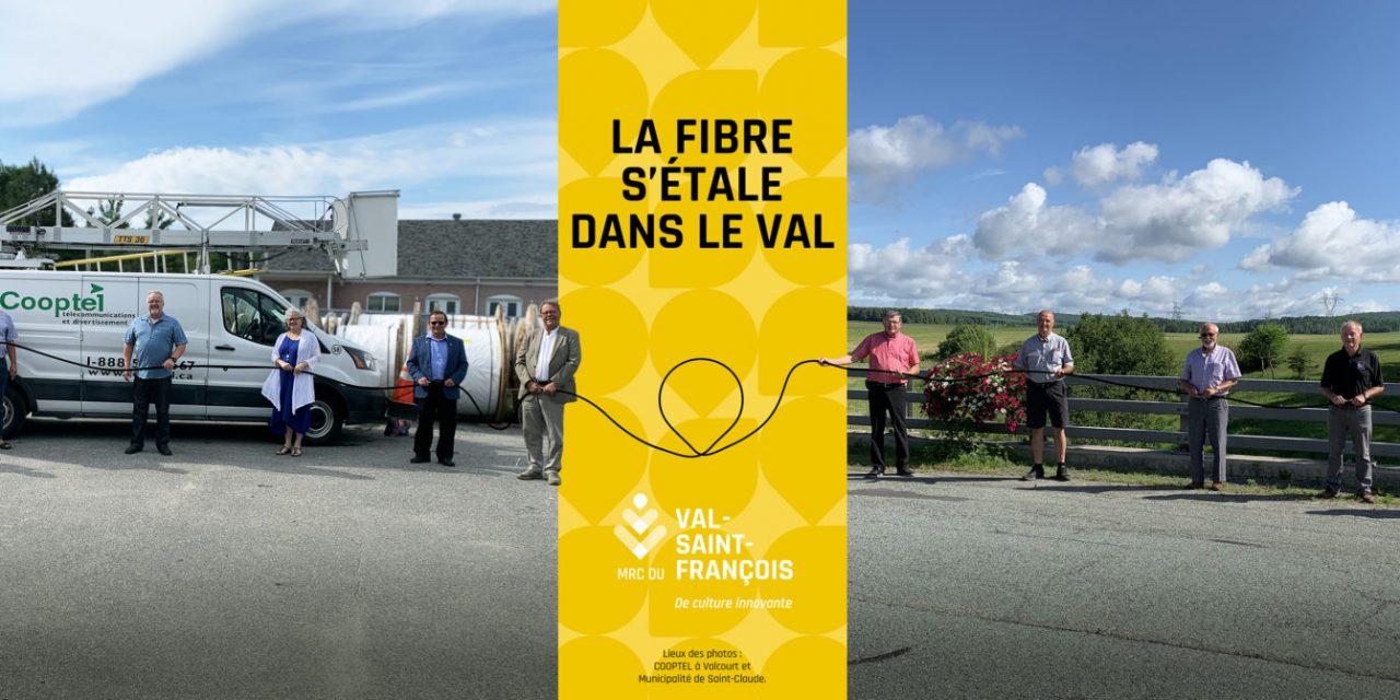 3 330 foyers du Val-St-François auront accès à Internet très haute vitesse: le maire de Richmond se montre prudent