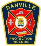 Une résidence détruite par les flammes à Danville