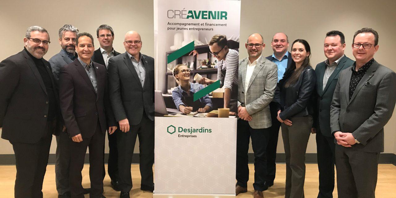 De l'aide pour les jeunes entrepreneurs du Centre-du-Québec