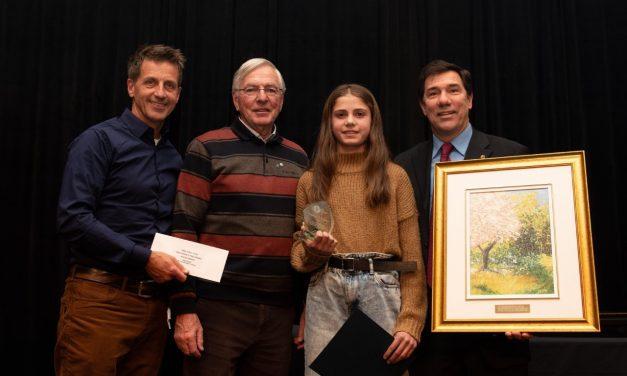 Le Club de judo Asbestos-Danville récolte des honneurs lors du Mérite sportif de l'Estrie
