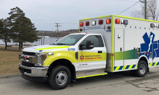 Un homme de Val-des-Sources décède sous le poids de son véhicule