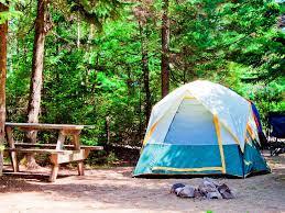 Toujours en attente des directives pour la saison de camping