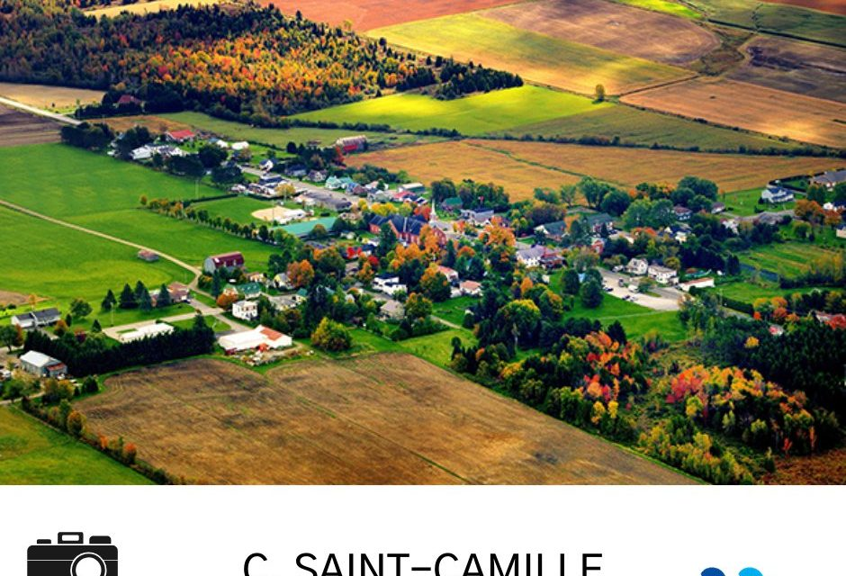 St-Camille gagnante du concours Ma région, Ma fierté