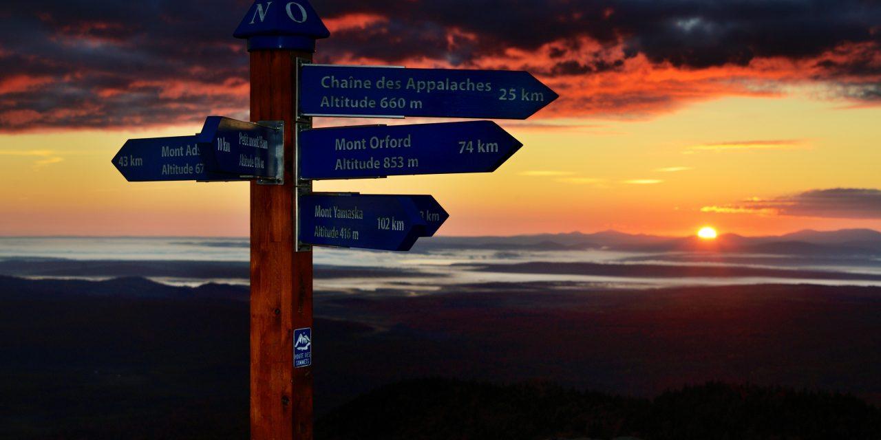 Réouverture des sentiers du Parc régional du Mont-Ham