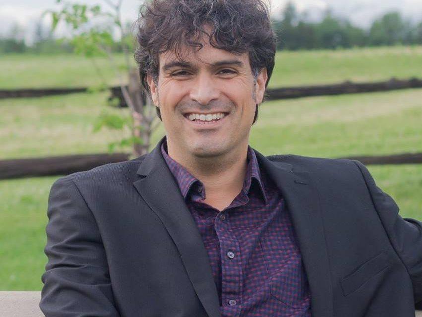 Le maire de Warwick, Diego Scalzo, candidat officiel du Bloc Québécois dans Richmond-Arthabaska