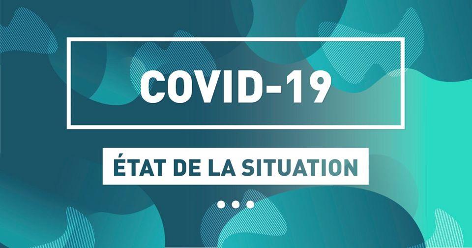 Un seul cas de COVID-19 en Estrie pour une deuxième journée d'affilée