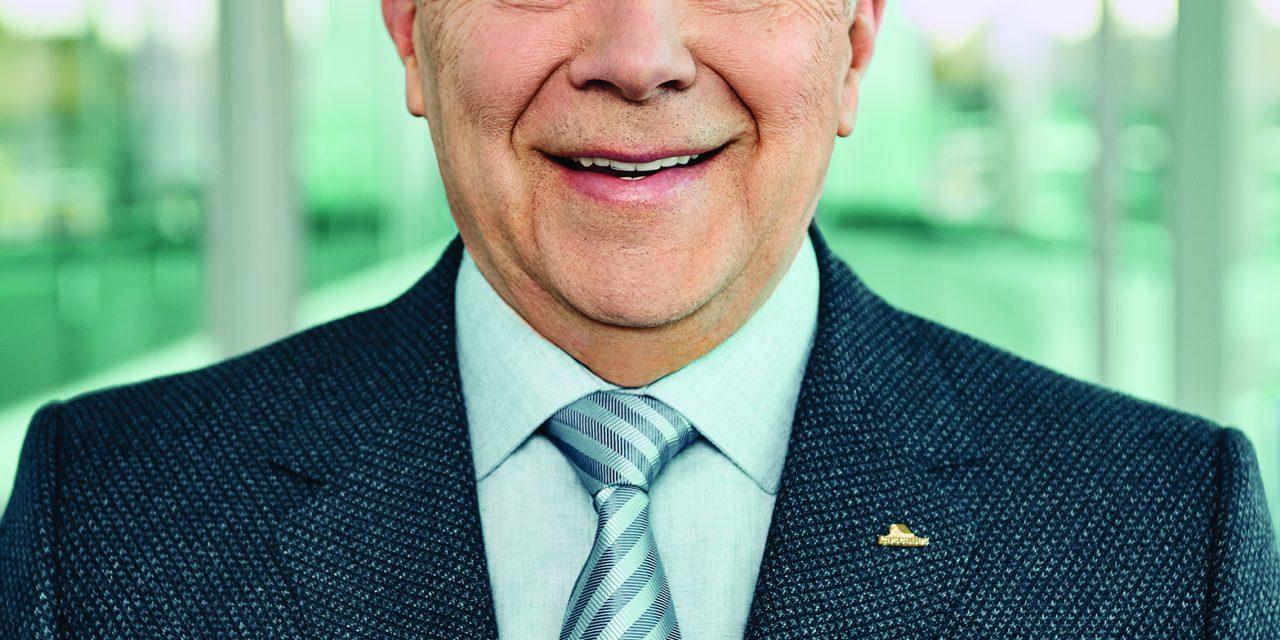 Alain Lemaire président de la campagne de Centraide