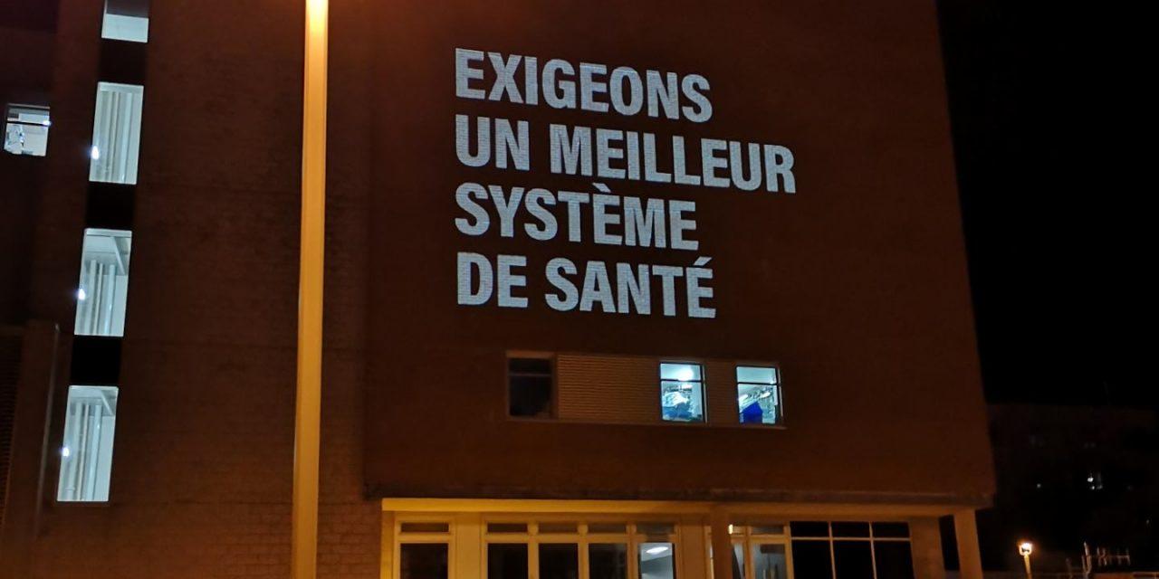 La FIQ lance un message à Québec