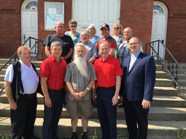 Une aide financière pour l'église de St-Georges-de-Windsor