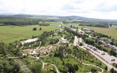 Québec offre un soutien financier de 2 millions $ au Parc Marie Victorin de Kingsey Falls