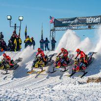 Un Grand Prix Ski-Doo modifié pour 2021