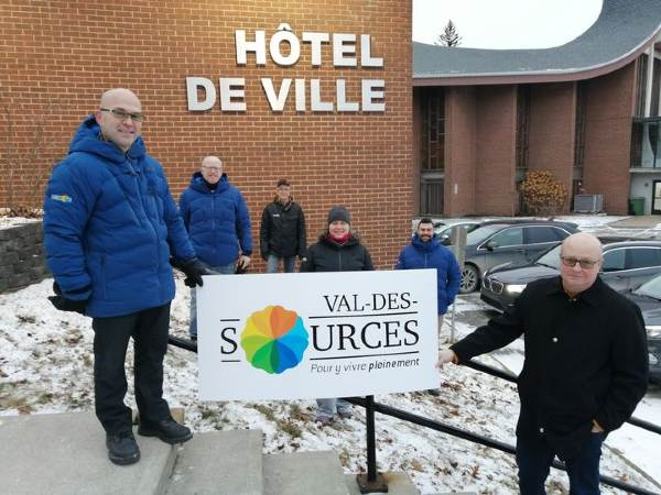 La Ville d'Asbestos obtient le feu vert pour Val-des-Sources