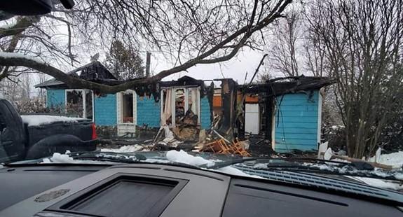 Incendie à St-Claude : une collecte est lancée