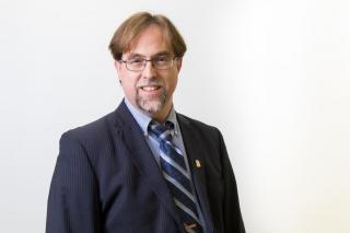 Le maire de Danville Michel Plourde