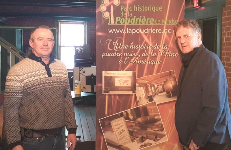 Sylvain Valiquette nommé directeur général du Parc historique de La Poudrière de Windsor
