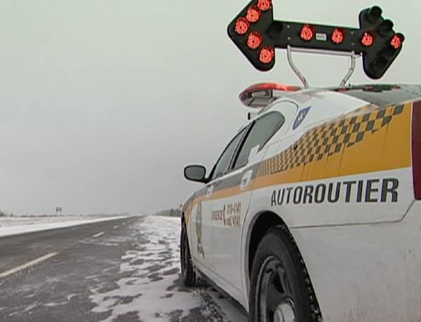 Les automobilistes invités à la prudence alors que les conditions se détériorent