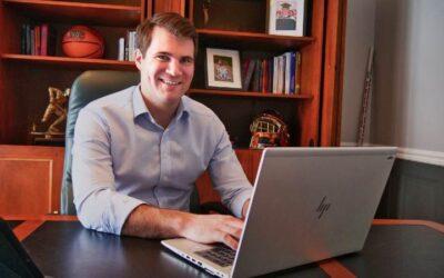 Antoine Tardif candidat à la mairie de Victoriaville