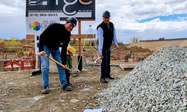 Projet d'investissement de 5 millions de dollars pour ABS Remorques à Val-des-Sources