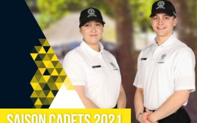 Les cadets de la Sûreté du Québec de retour pour la saison estivale