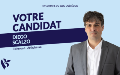 Entrevue avec Diego Scalzo
