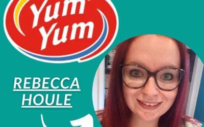 Entrevue avec Rebecca Houle de chez Croustilles Yum Yum