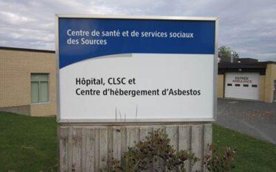 L'unité de médecine de l'hôpital de Val-des-Sources demeure fermée