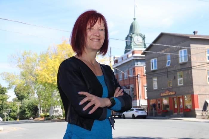 Ginette Pinard sollicite un mandat à la mairie de Danville
