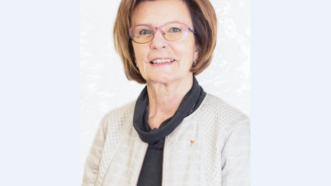 Noëlla Comtois mairesse de Warwick