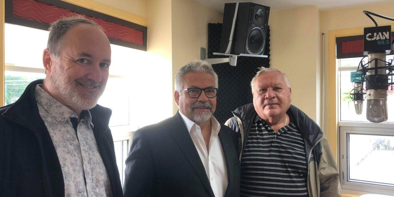 Entrevue : Retour sur le Tournoi de Golf au profit de la Fondation du Camp musical d'Asbestos