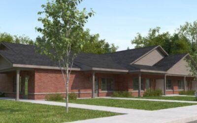 Inauguration de logements adaptés à Richmond